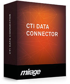 CTI Data Connector