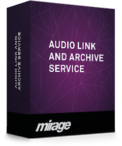 Audio Link and Archive Service